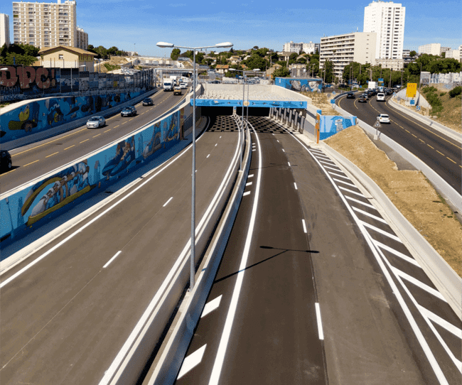 Rocade L2 – Marseille